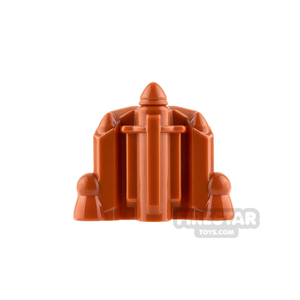 Arealight - Dark Orange Warhead Jet Pack