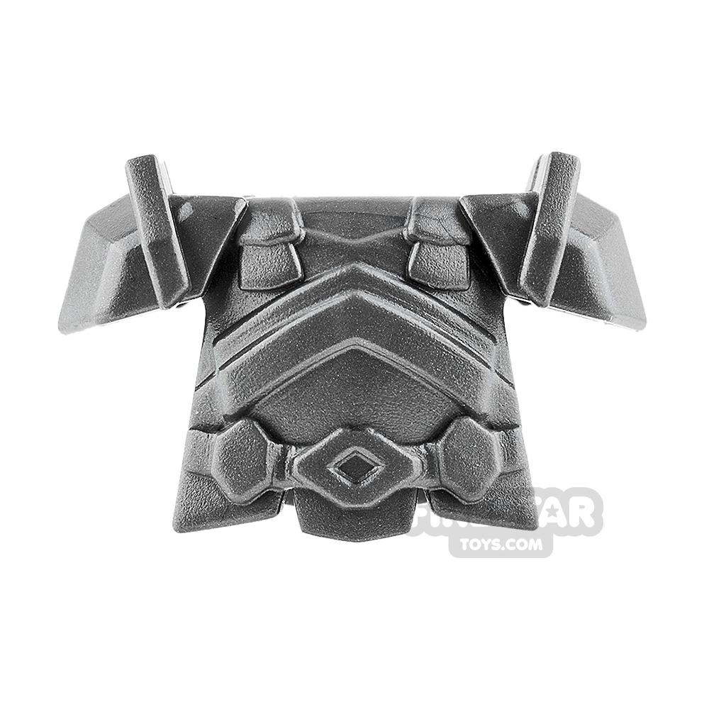 BrickWarriors - Dwarf Armour - Steel