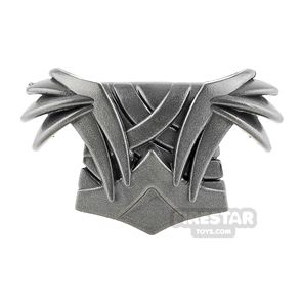 BrickWarriors - Elf Armour - Steel