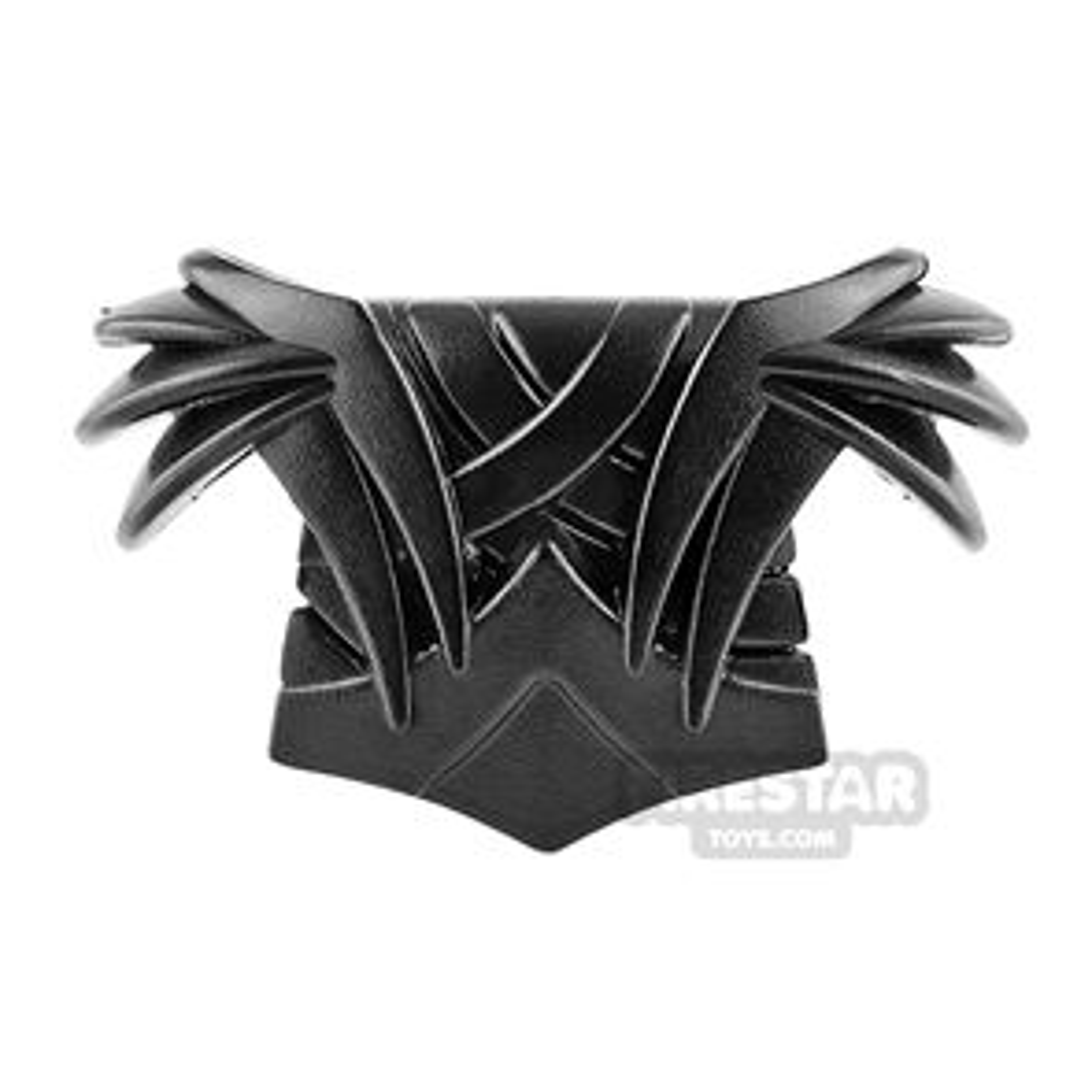 BrickWarriors - Elf Armour - Black