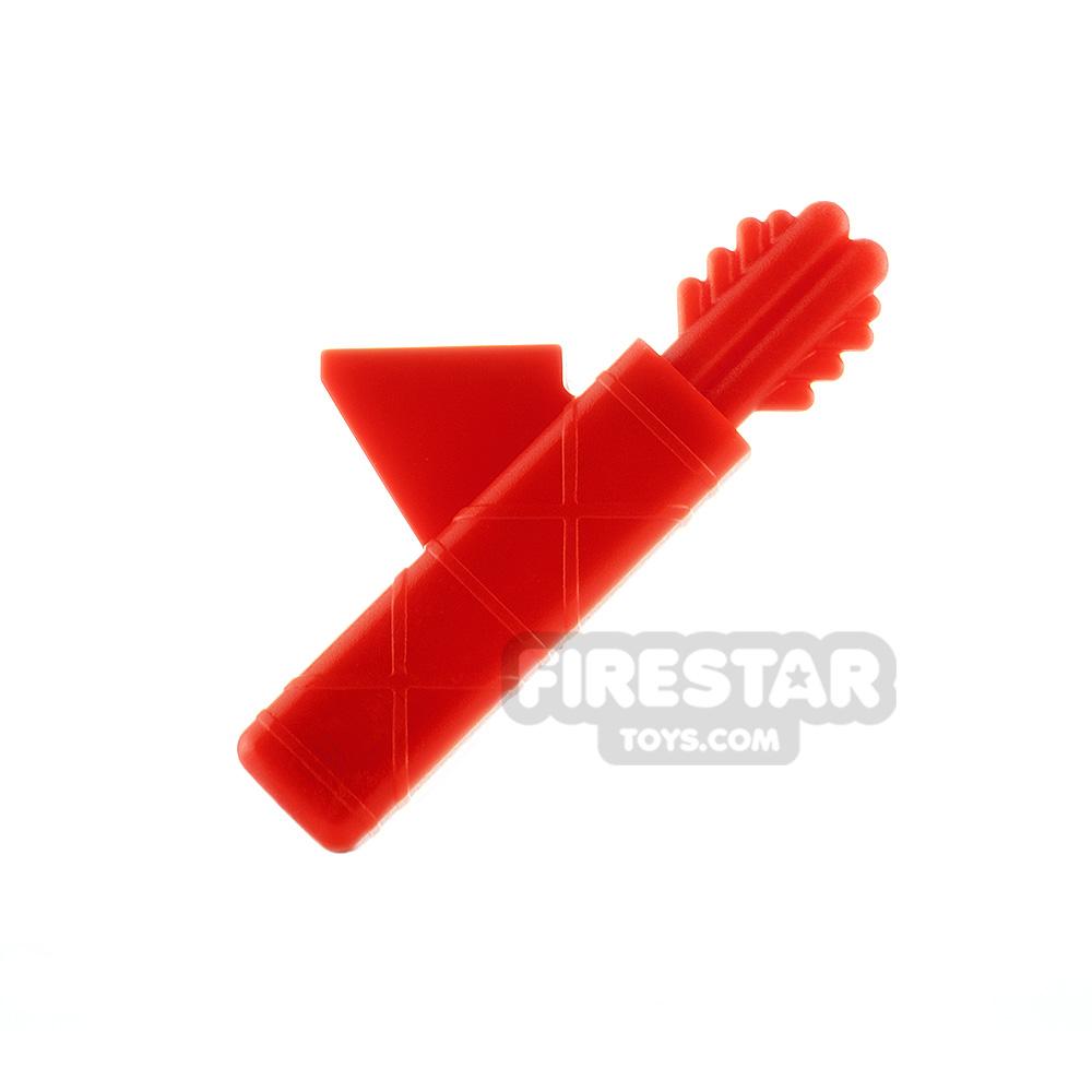 LEGO - Arrow Quiver - Red