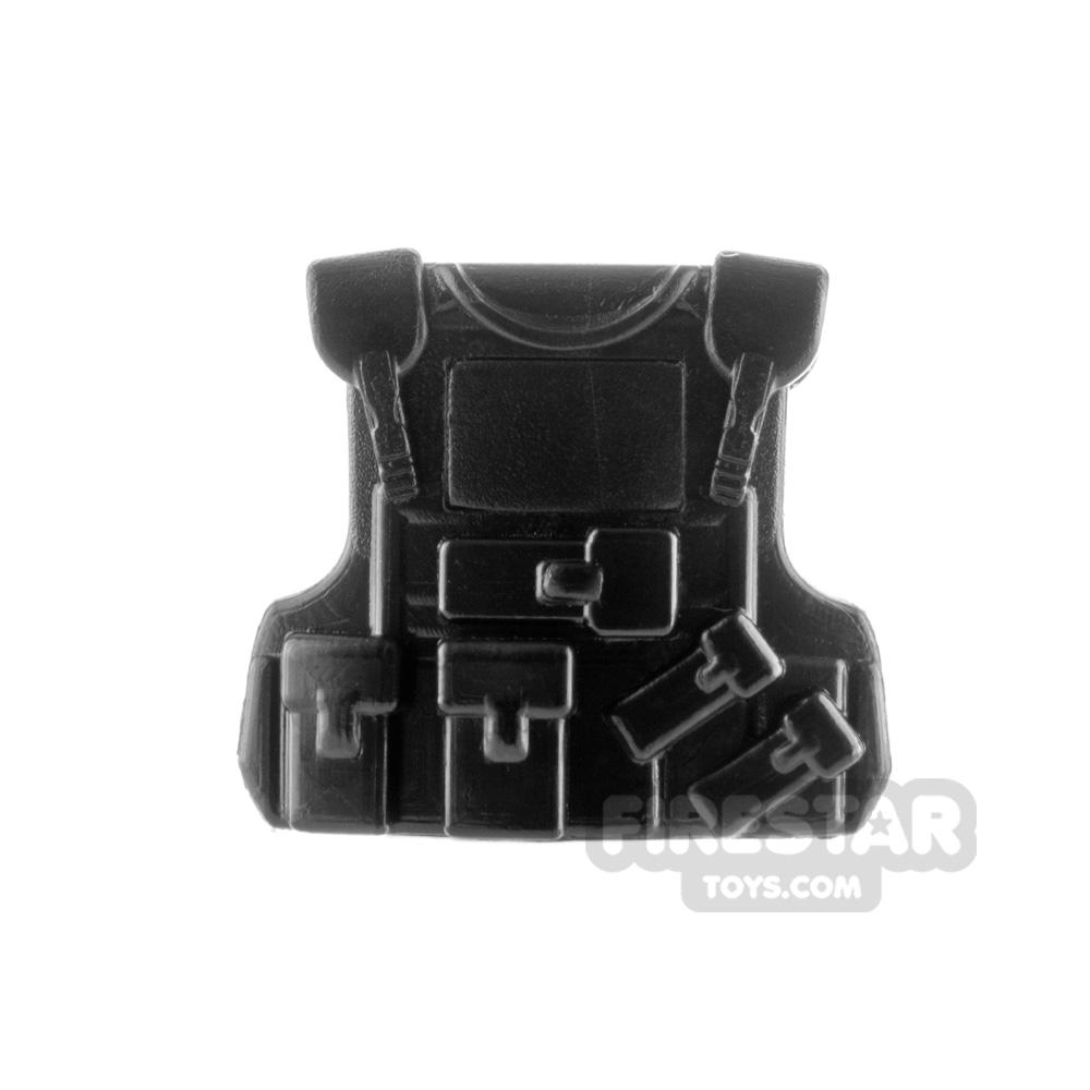 SI-DAN - B20 Tactical Vest - Black