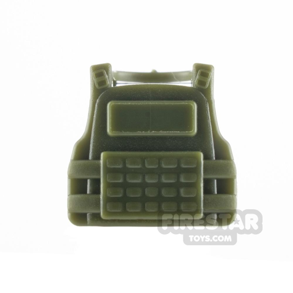 SI-DAN - Q5 Tactical Vest - Tank Green