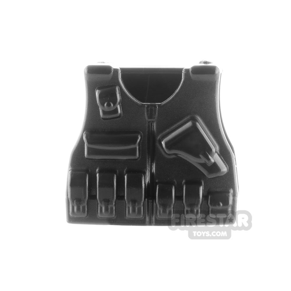 SI-DAN - BR7 Tactical Vest - Black