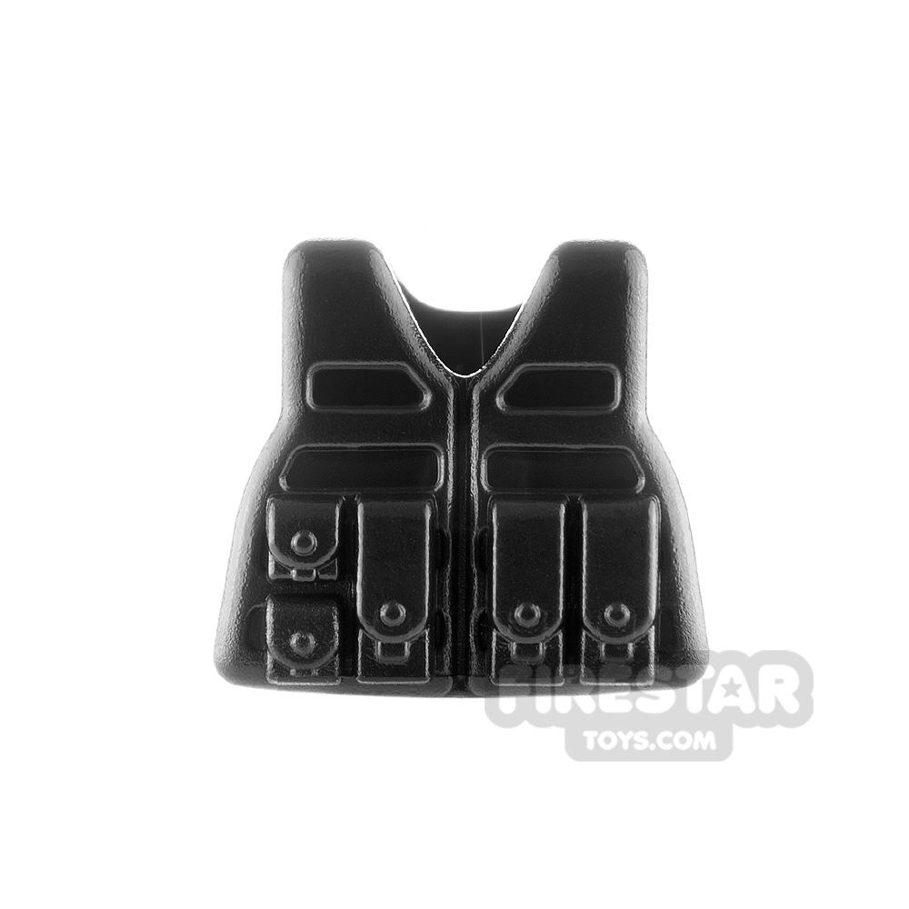 Brickarms - LCV-Recon Tactical Vest - Black