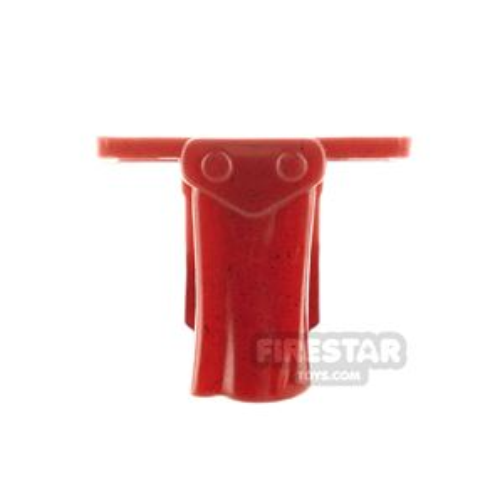 Arealight - Loincloth - Dark Red Flexible Plastic