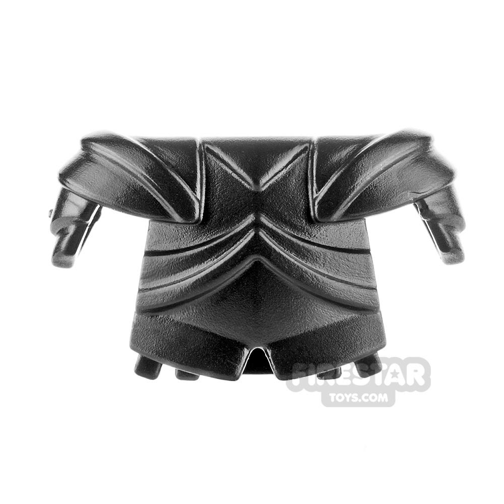 BrickWarriors - Plate Armour - Black