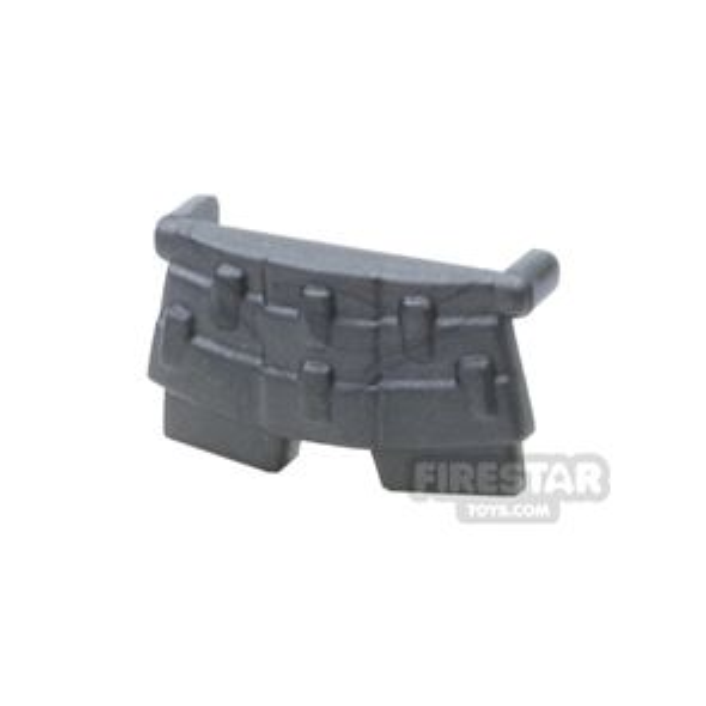 BrickWarriors - Samurai Kusazuri - Steel