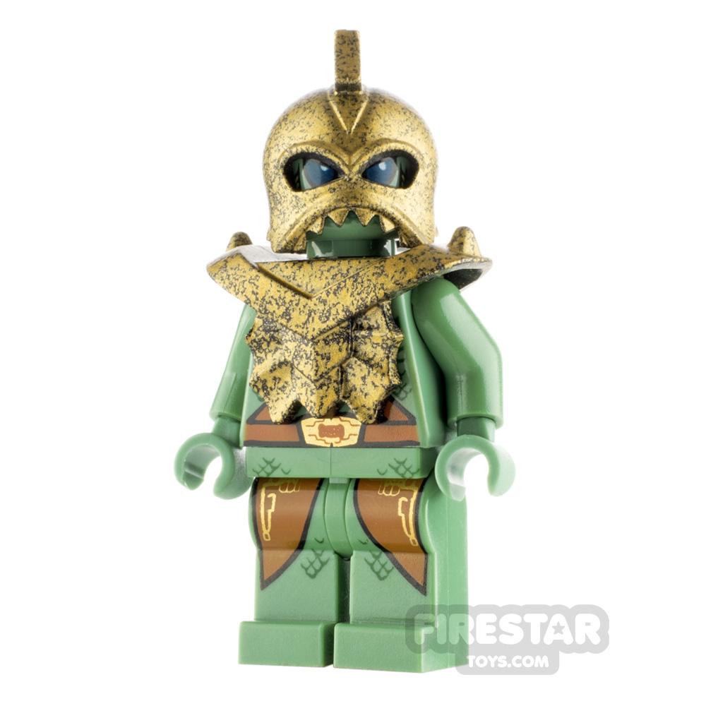 LEGO Atlantis Mini Figure - Portal Emperor
