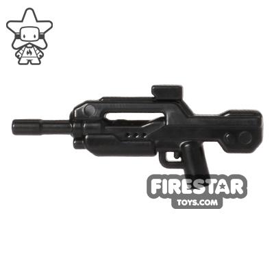 Brickarms - XBR4 Battle Rifle 4 - Black
