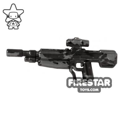 Brickarms - XDMR Des Marksman Rifle - Gunmetal Tiger Camo