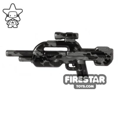 Brickarms - XBR3 Battle Rifle 3 - Gunmetal Tiger Camo