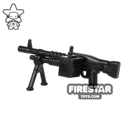 Brickarms - M60 LMG - Black