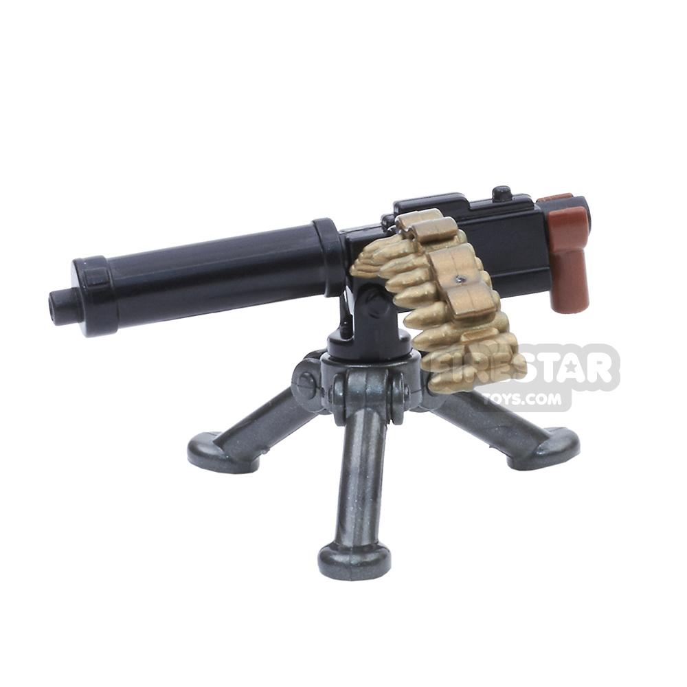 Brickarms - M1917A1 Machine Gun - Black