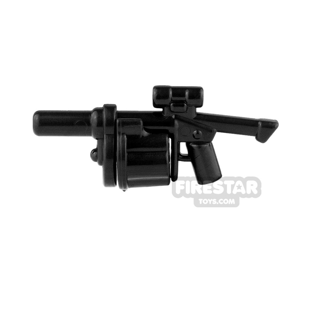 Brickarms - MGL Revolver V2 - Black