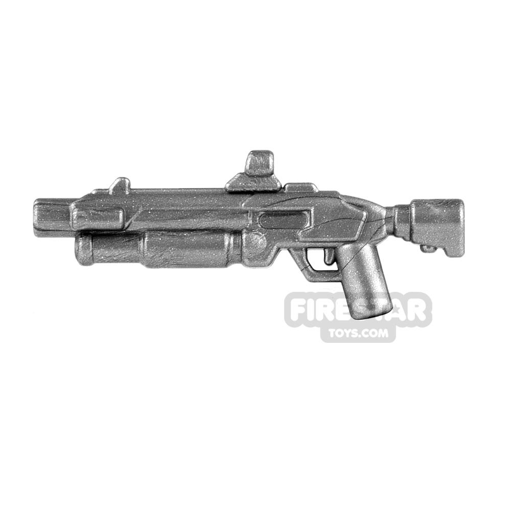 Brickarms - Furrberg Shotgun - Silver