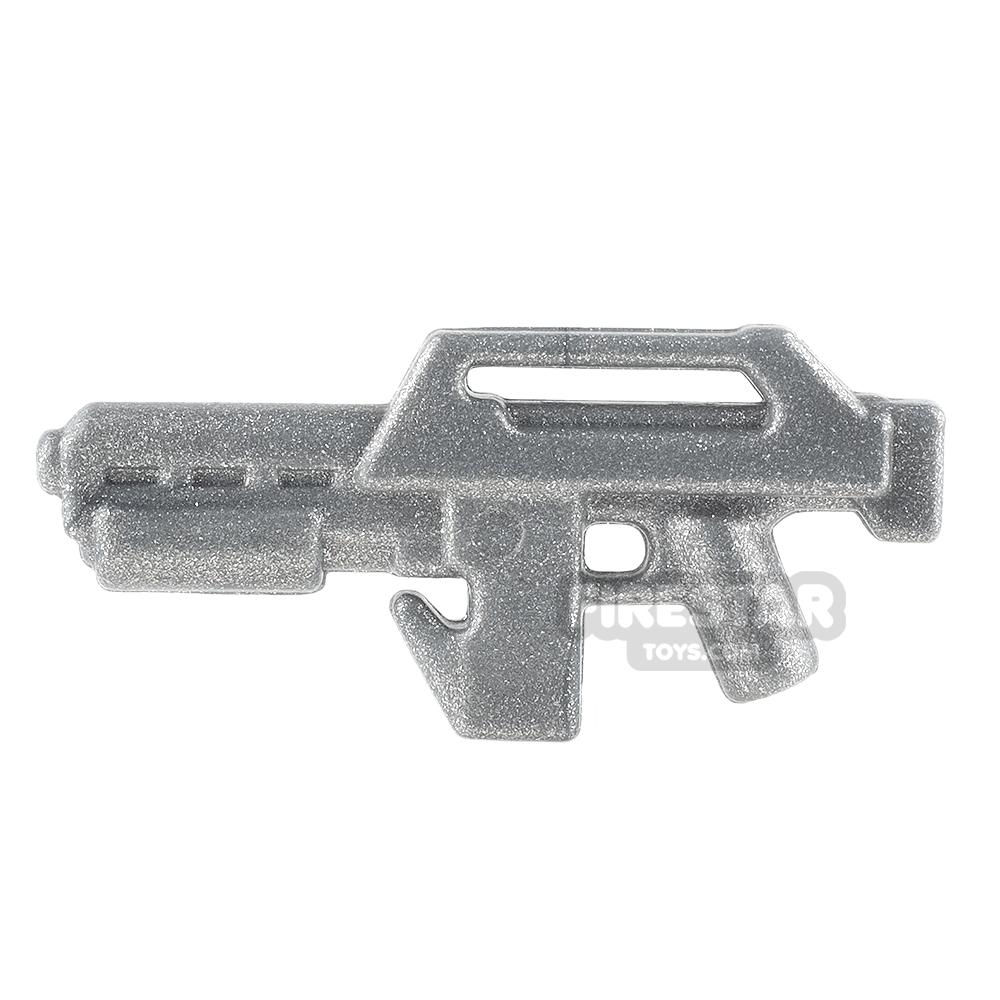 Brickarms - M41A Pulse Rifle - Silver