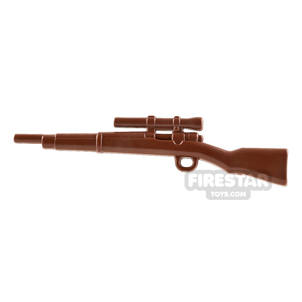 Brickarms - M1903 Scoped Springfield Rifle - Brown