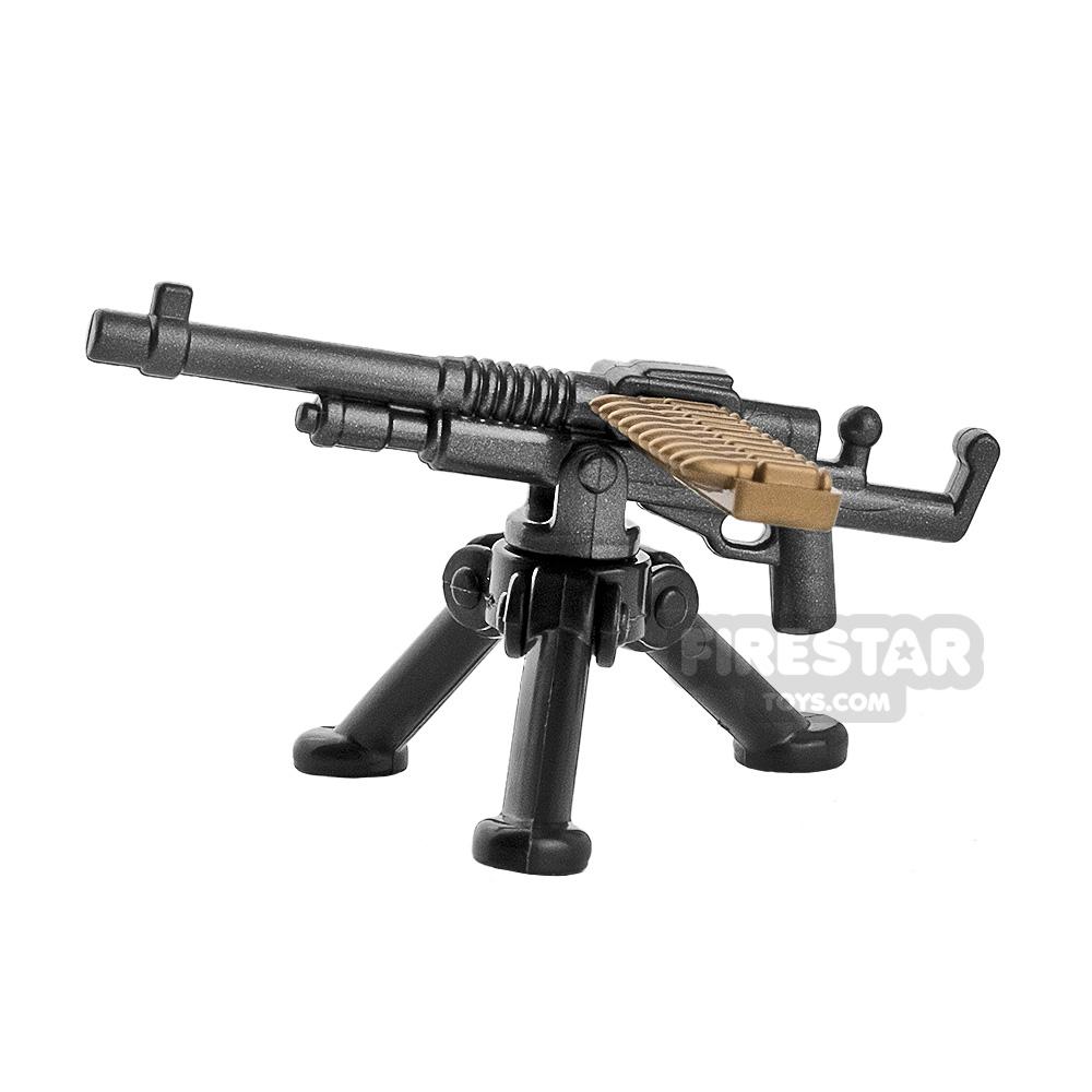 Brickarms - M1909 Hotchkiss Mk1 - Multicoloured