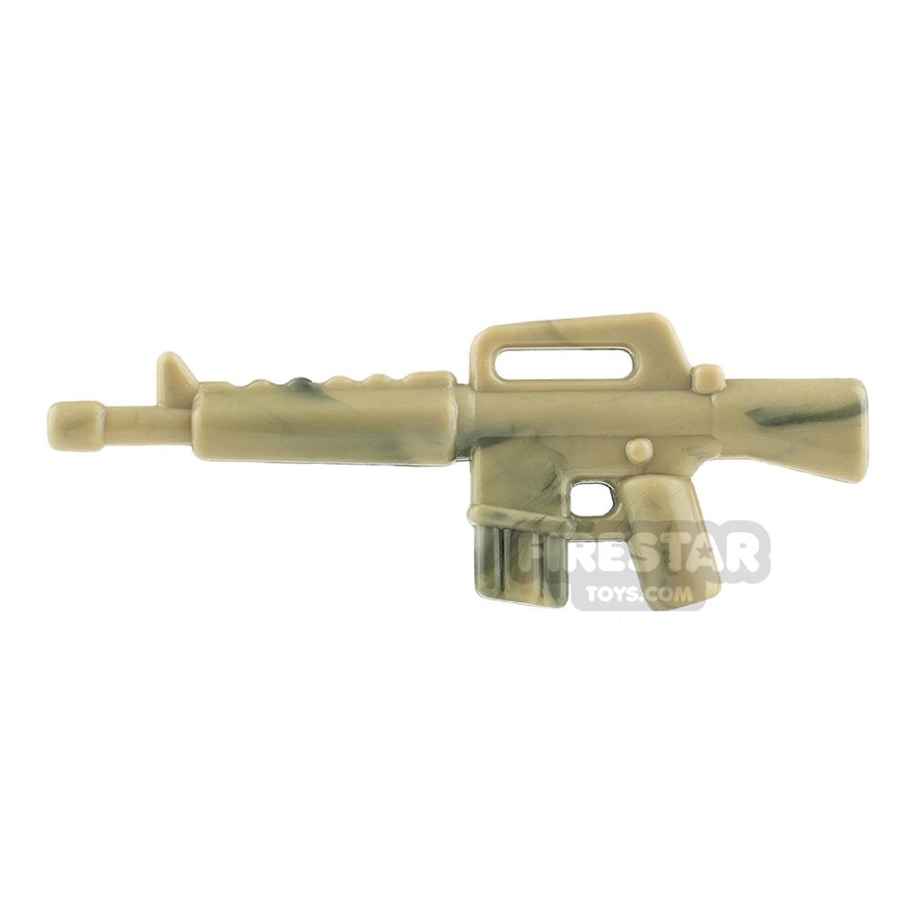 Brickarms M16 Camo