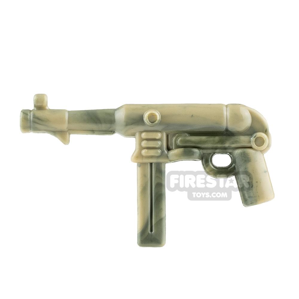Brickarms MP40 WW2 SMG Camo