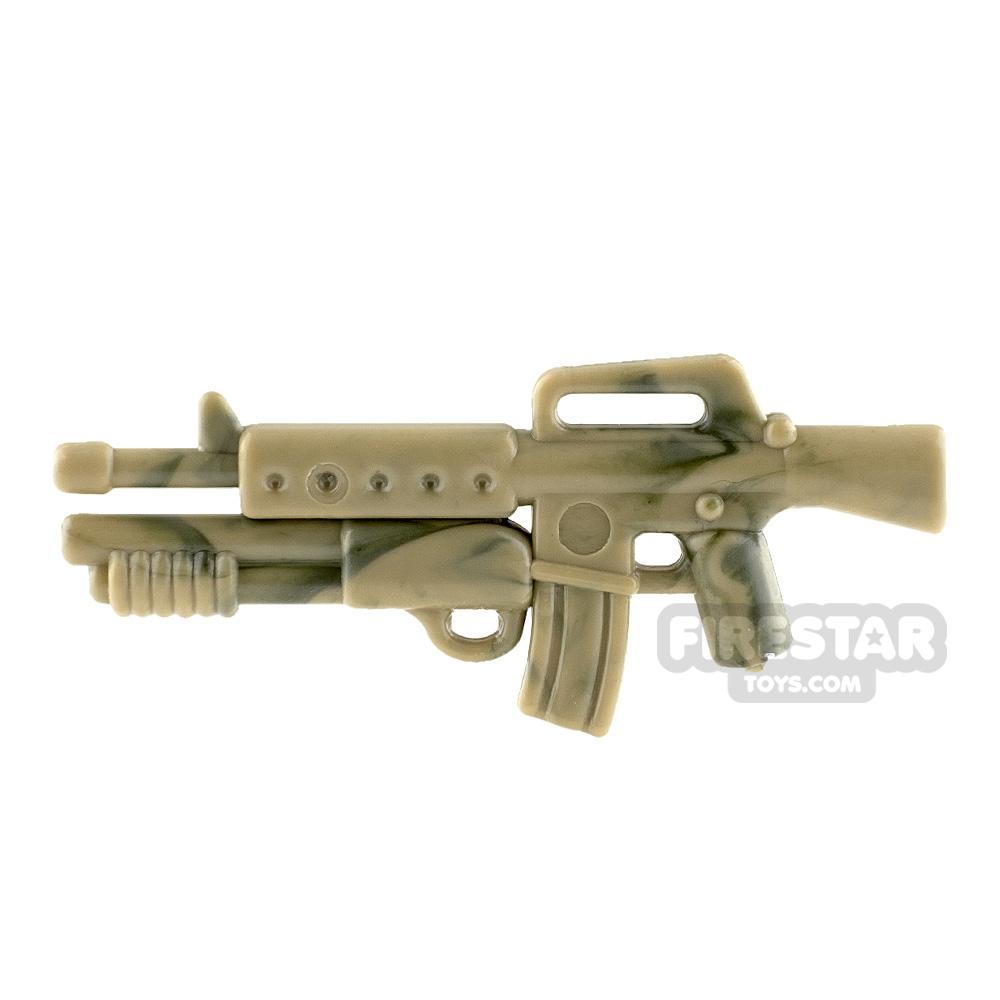 Brickarms M16-DBR Camo
