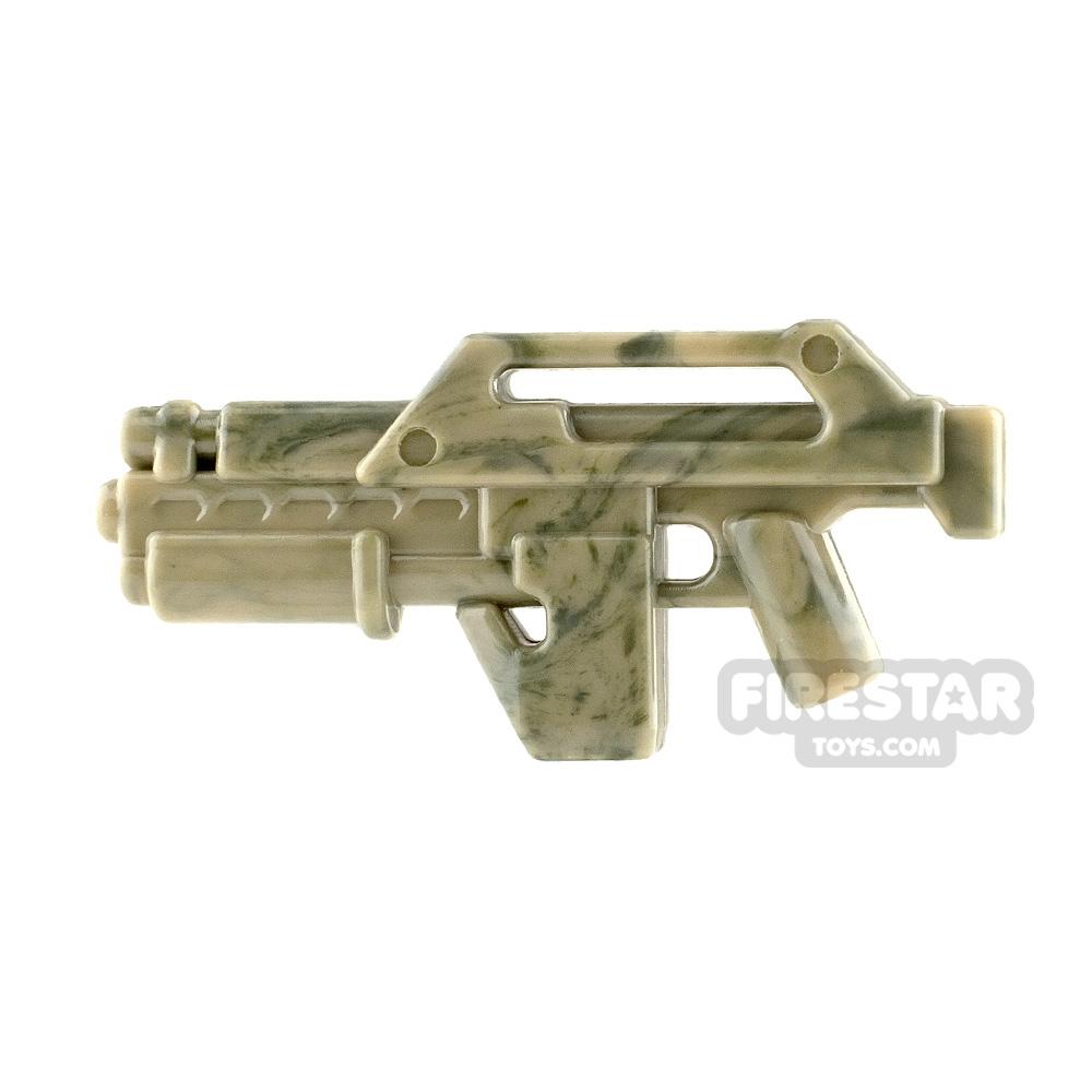 Brickarms M41A Pulse Rifle Camo