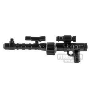 Brickarms RT-97C Heavy Blaster with Drum and Scope