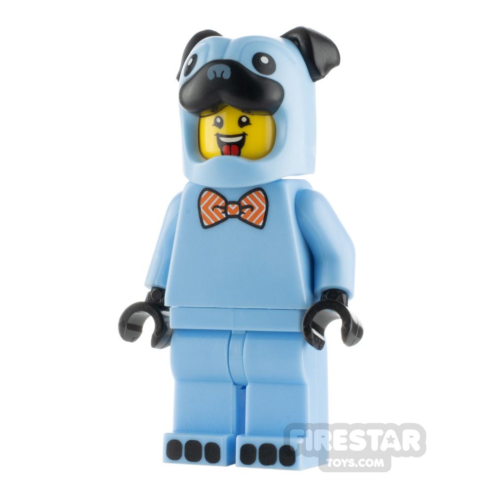 LEGO Minifigure Pug Boy