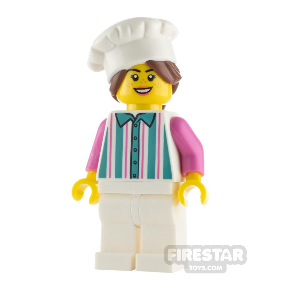 LEGO Minifigure Baker