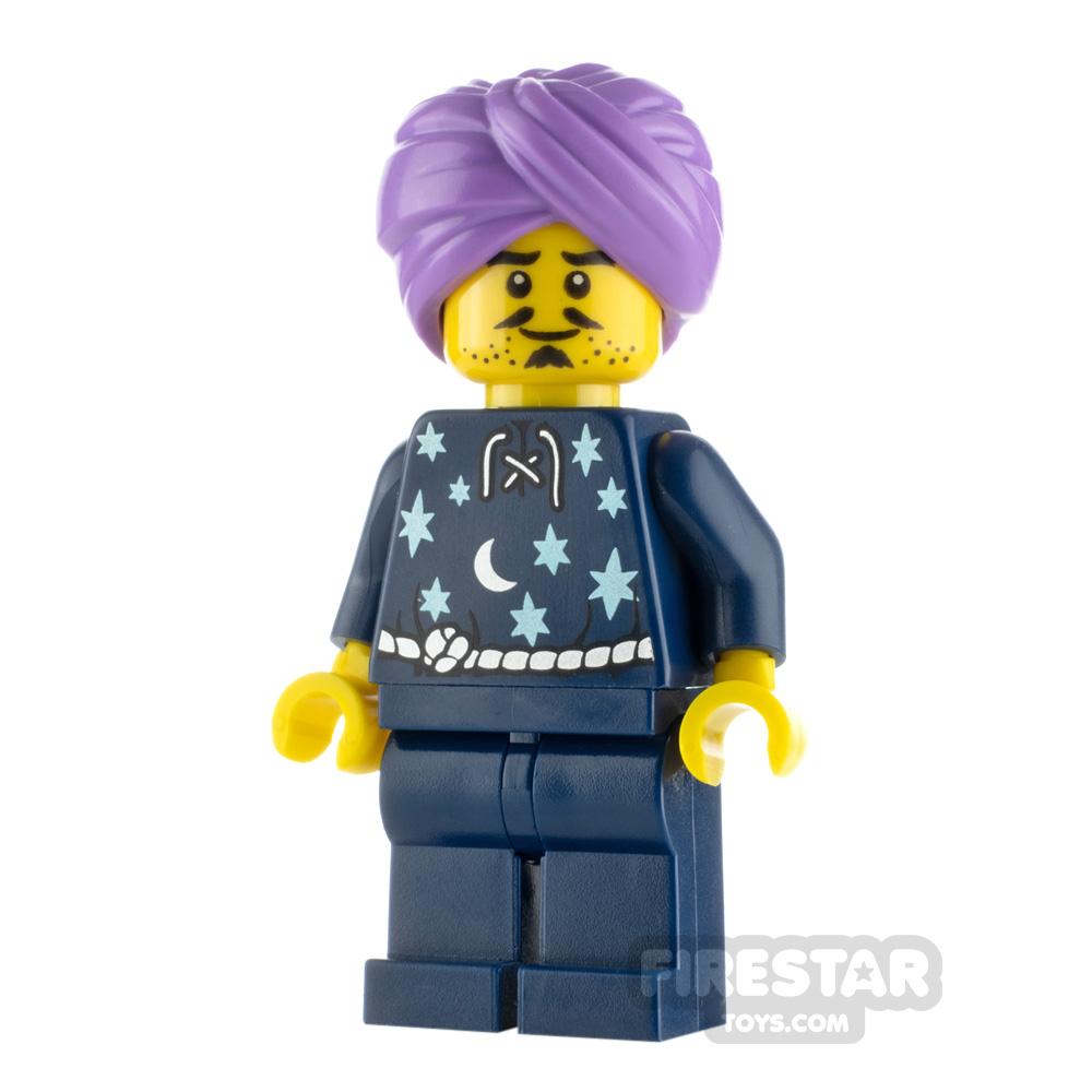 LEGO Minifigure Snake Charmer
