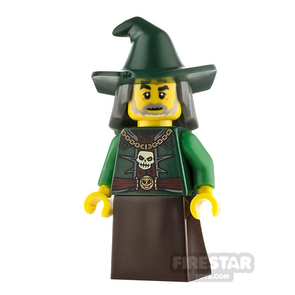 LEGO Minifigure Castle Wizard