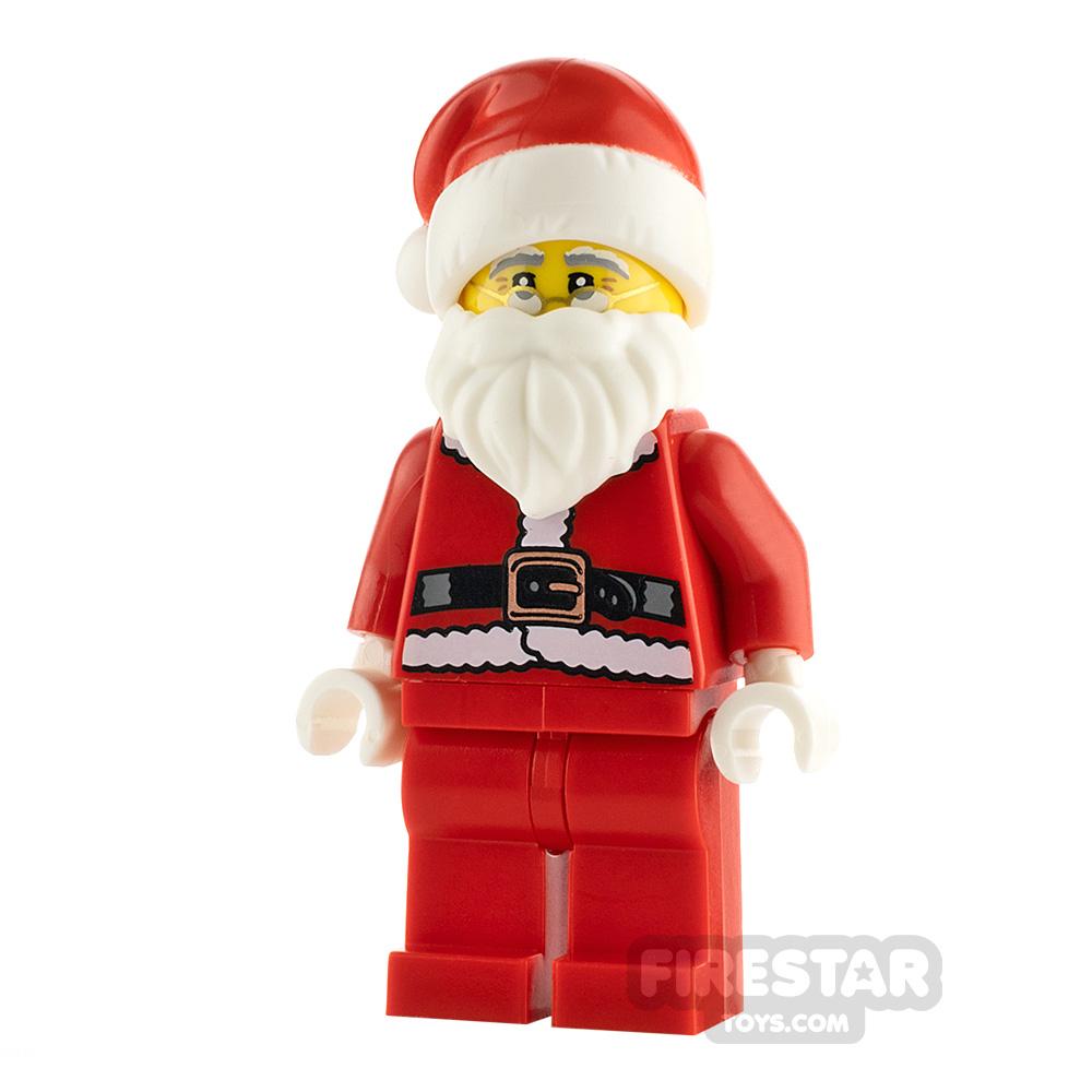 LEGO Minifigure Santa