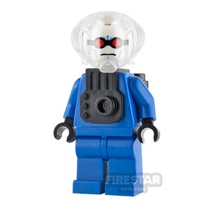 LEGO Super Heroes Mini Figure - Mr Freeze With Weapons Pack