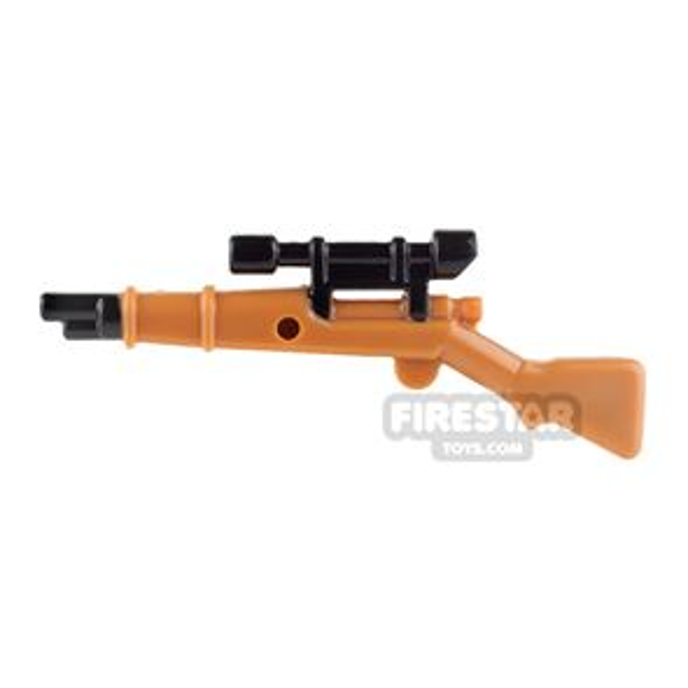BrickForge - 1903 Springfield Rifle - RIGGED System - Medium Dark Flesh and Black