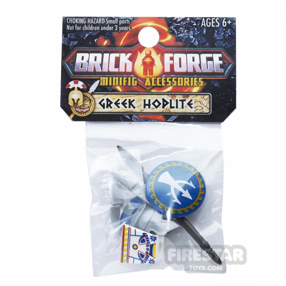 BrickForge Accessory Pack - Greek Hoplite - Thessalian