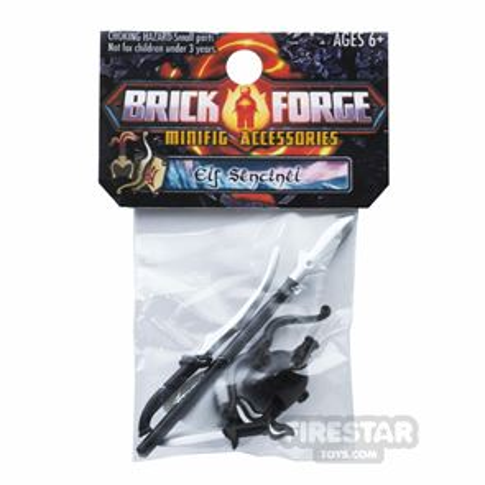 BrickForge Accessory Pack - Elven Sentinel - Black Falcon
