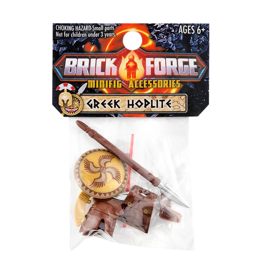 BrickForge Accessory Pack - Greek Hoplite - Skirmisher