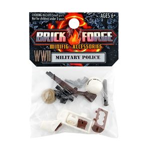 BrickForge Accessory Pack - Military Police