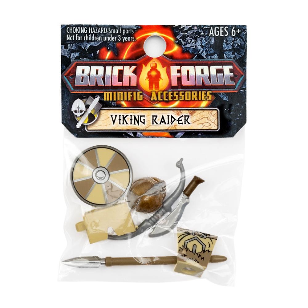 BrickForge Accessory Pack - Viking - Raider