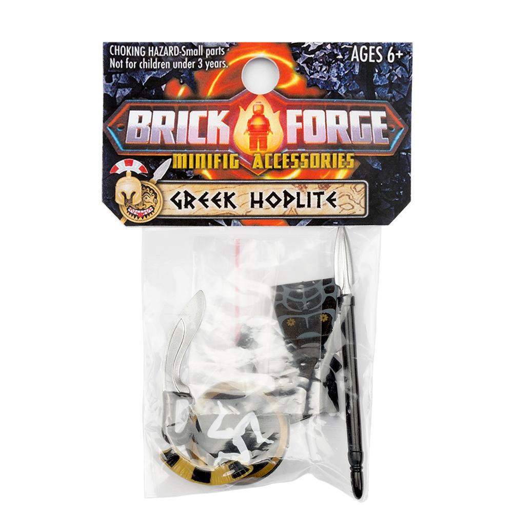 BrickForge Accessory Pack - Greek Hoplite - Infantry