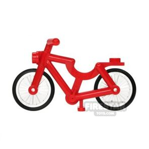 LEGO - Bicycle - Red