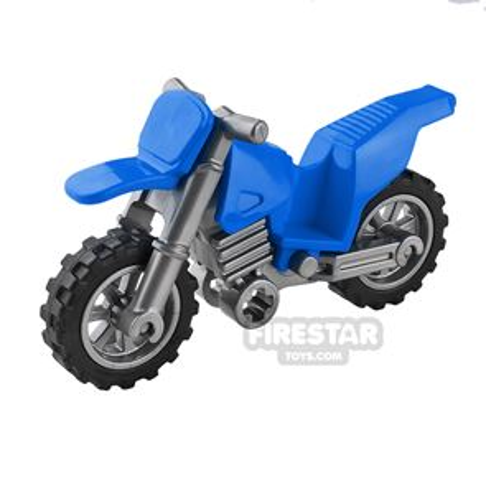 LEGO Dirt Bike Blue