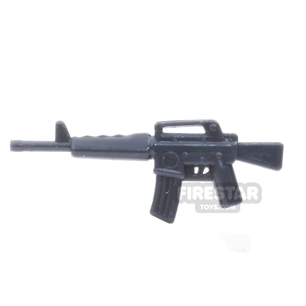 CombatBrick - M16 Assault Rifle - Iron Black