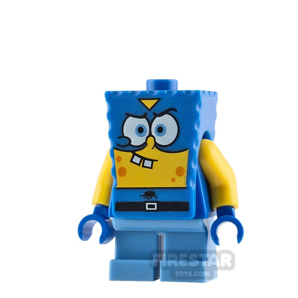 LEGO Spongebob Mini Figure - Spongebob Superhero