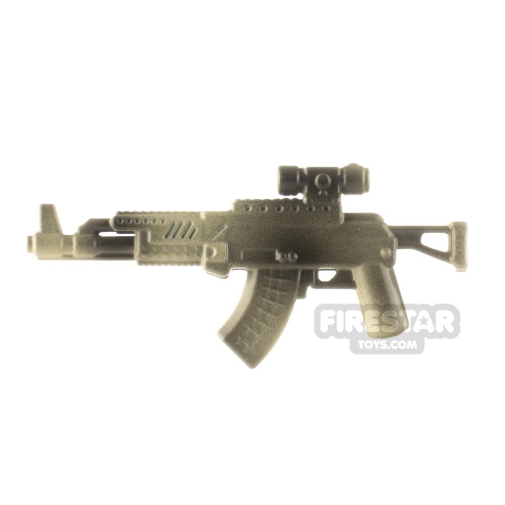 LeYiLeBrick Assault Rifle 1 Camo