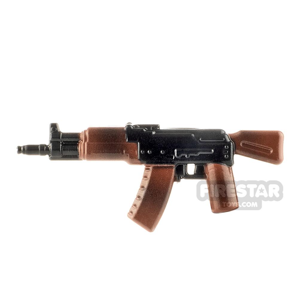 LeYiLeBrick Assault Rifle 2 Black / Camo