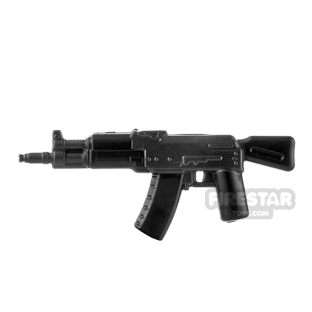 LeYiLeBrick Assault Rifle 2 Steel / Black