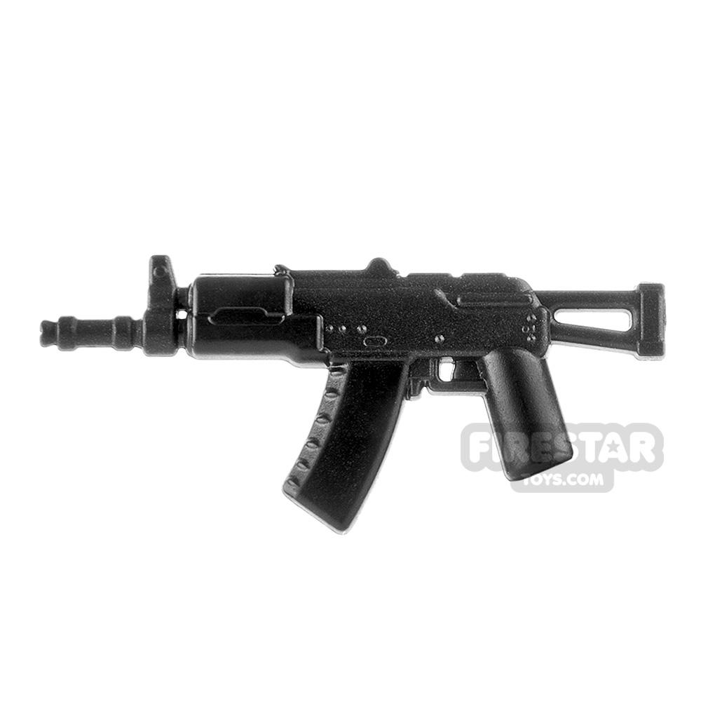 LeYiLeBrick Assault Rifle 4 Steel / Black V2