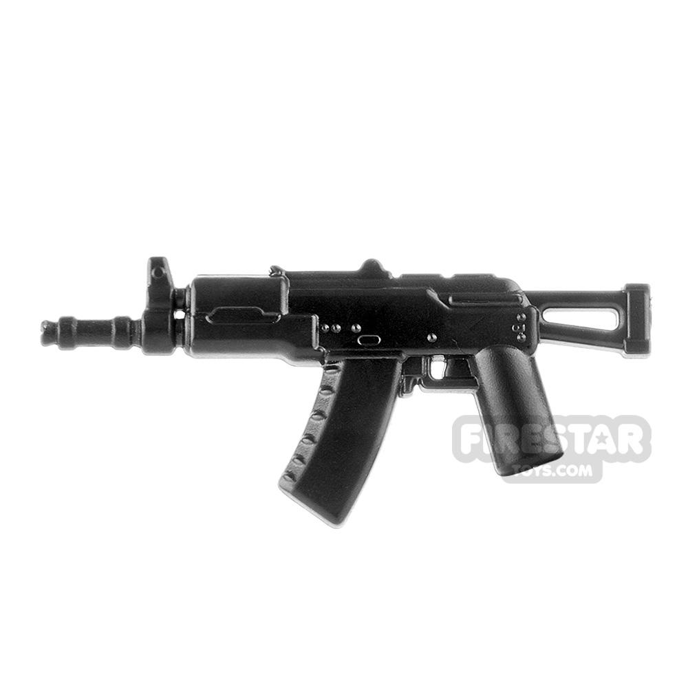 LeYiLeBrick Assault Rifle 4